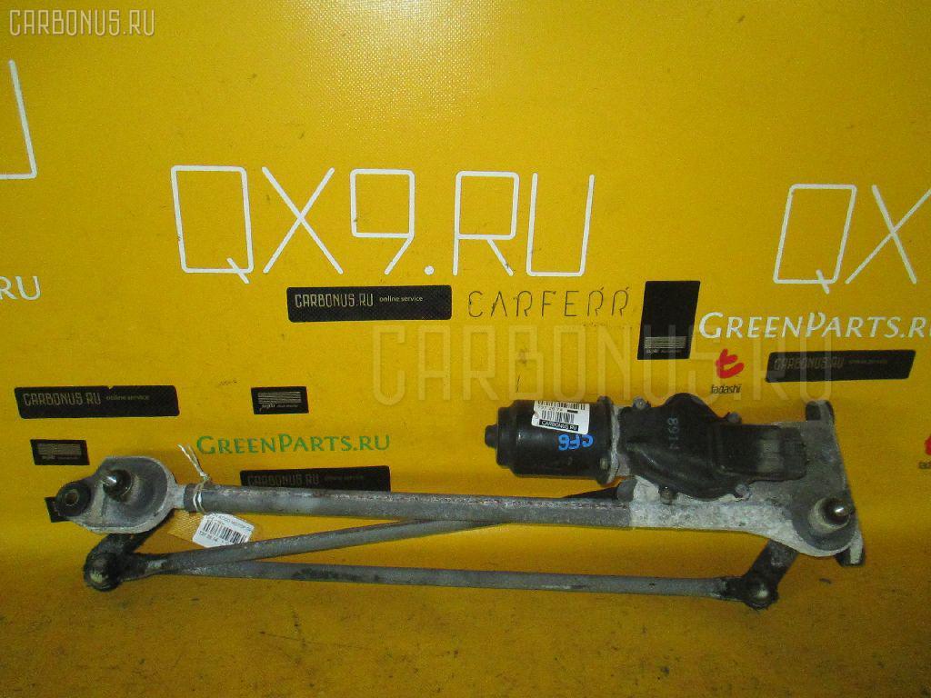 Мотор привода дворников HONDA ACCORD WAGON CF6 Фото 1