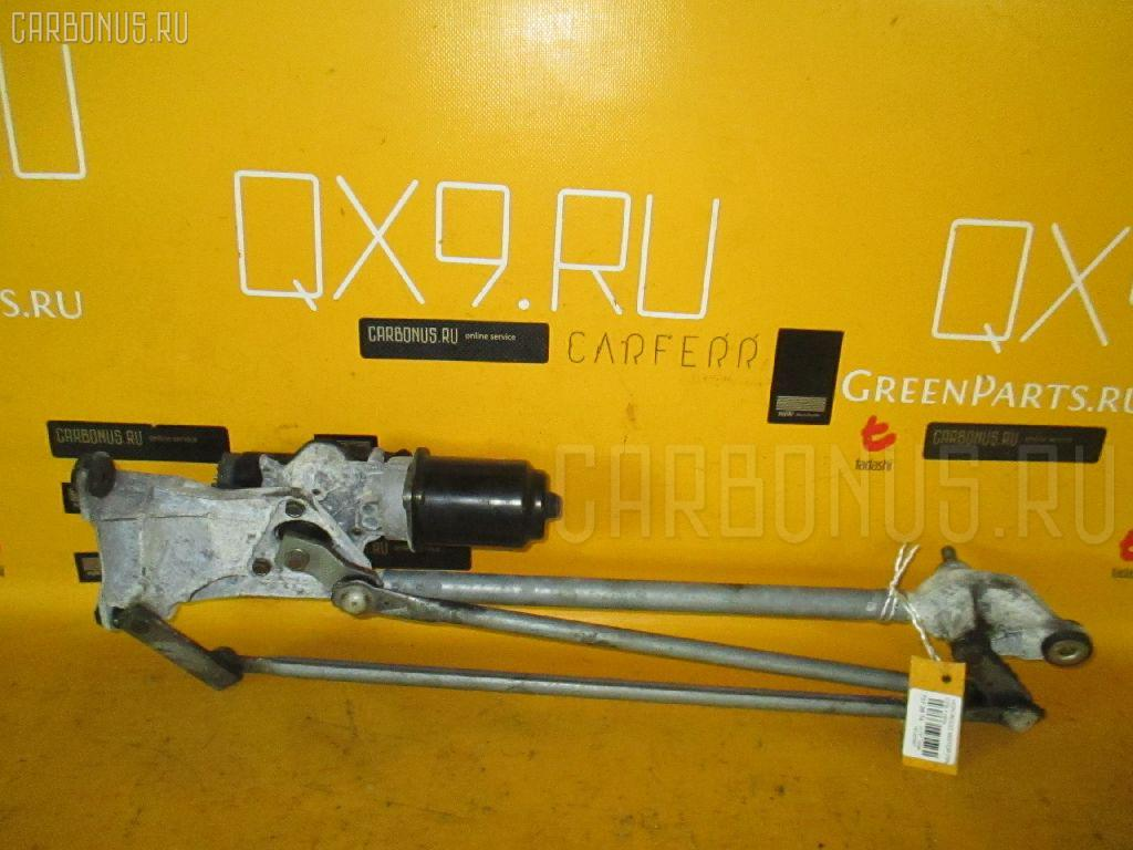 Мотор привода дворников HONDA ACCORD WAGON CF6 Фото 2