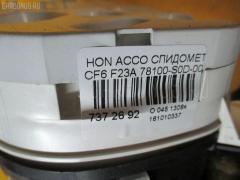 Спидометр HONDA ACCORD WAGON CF6 F23A Фото 3