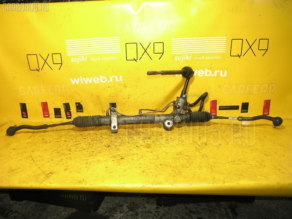 Рулевая рейка NISSAN PRESAGE TU31 QR25DE Фото 1