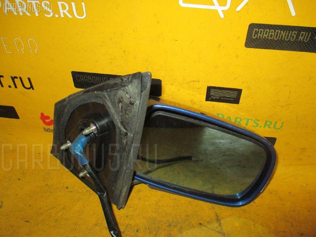 Зеркало двери боковой TOYOTA VITZ NCP10 Фото 2