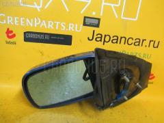 Зеркало двери боковой Toyota Vitz NCP10 Фото 1