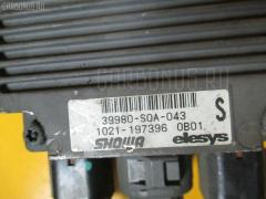 Блок управления электроусилителем руля HONDA ACCORD CF4 F20B Фото 1