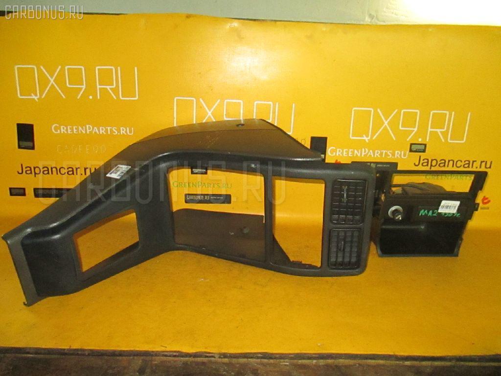 Консоль магнитофона HONDA CONCERTO MA2 Фото 1