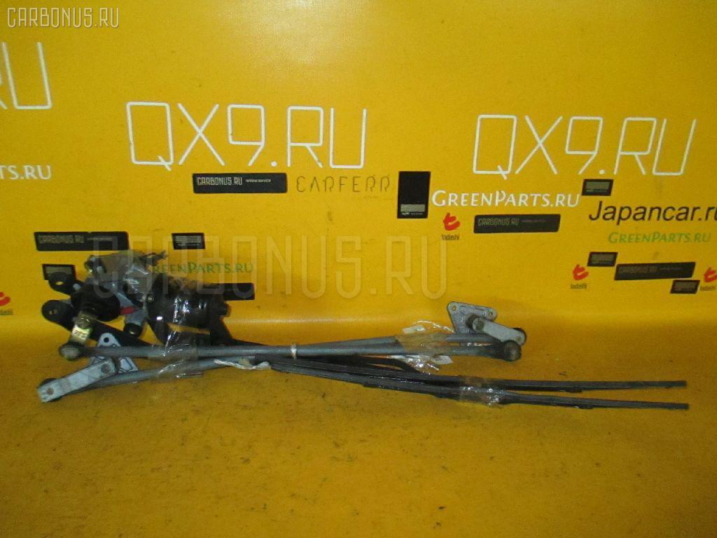 Мотор привода дворников HONDA CONCERTO MA2 Фото 2