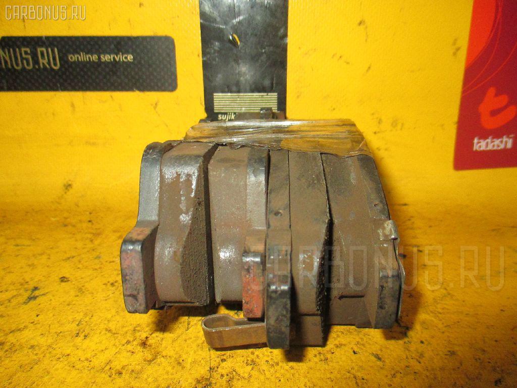 Тормозные колодки TOYOTA MARK II GX100 1G-FE Фото 2