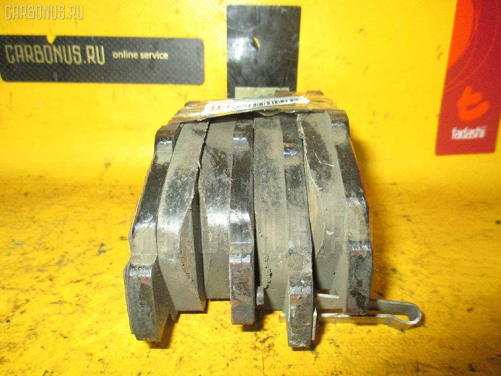 Тормозные колодки HONDA ACCORD WAGON CF6 F23A Фото 2