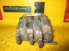 Тормозные колодки HONDA ACCORD CF4 F20B Фото 2