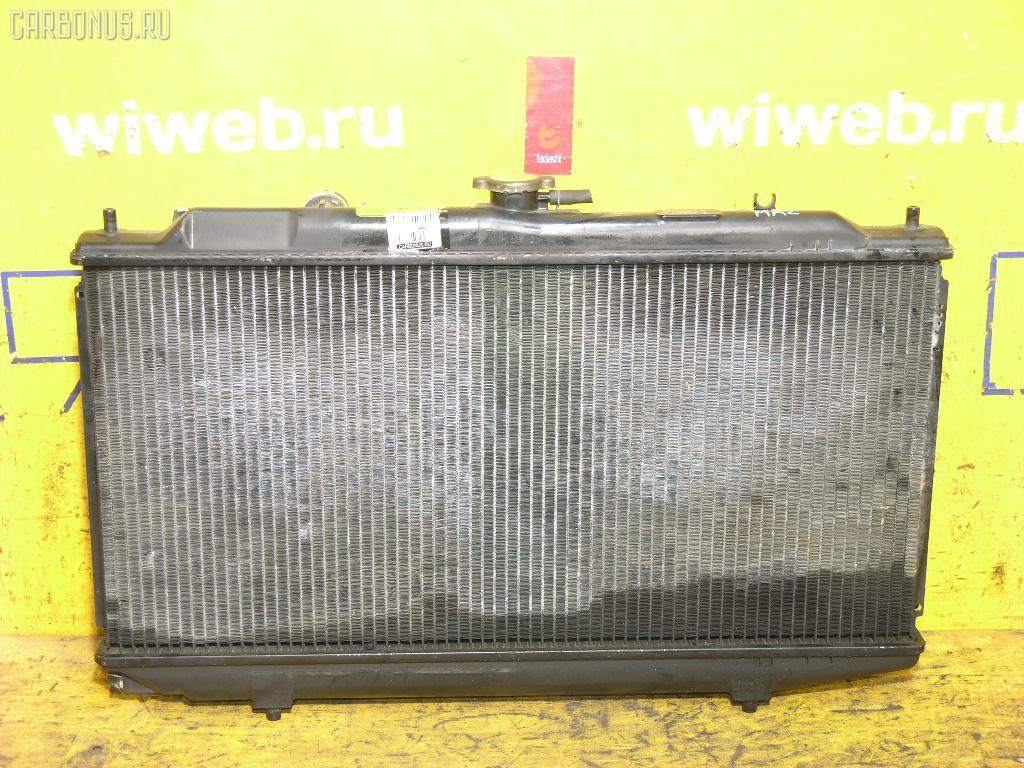 Радиатор ДВС HONDA CONCERTO MA2 ZC Фото 1