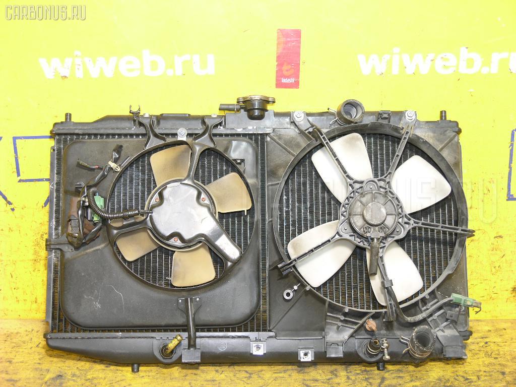 Радиатор ДВС HONDA CONCERTO MA2 ZC Фото 2