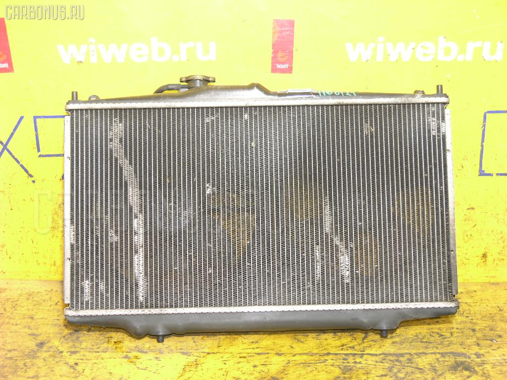 Радиатор ДВС Honda Accord CF4 F20B Фото 1