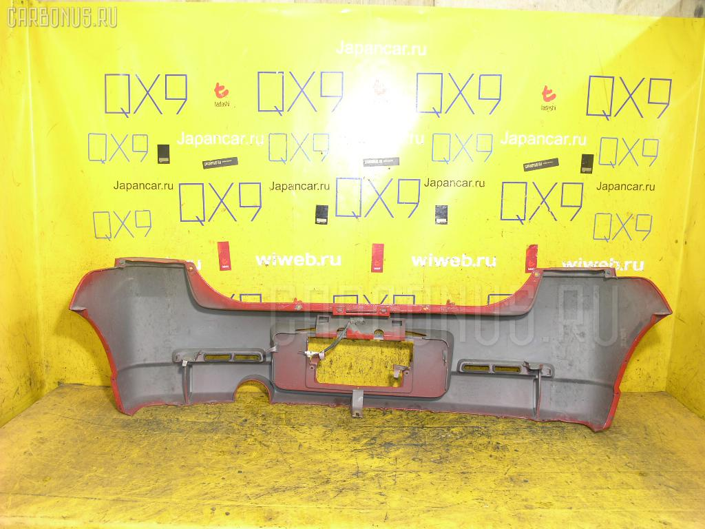 Бампер SUZUKI CHEVROLET MW ME34S Фото 2