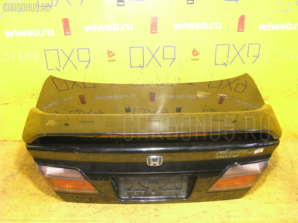 Крышка багажника HONDA ACCORD CF4 Фото 1