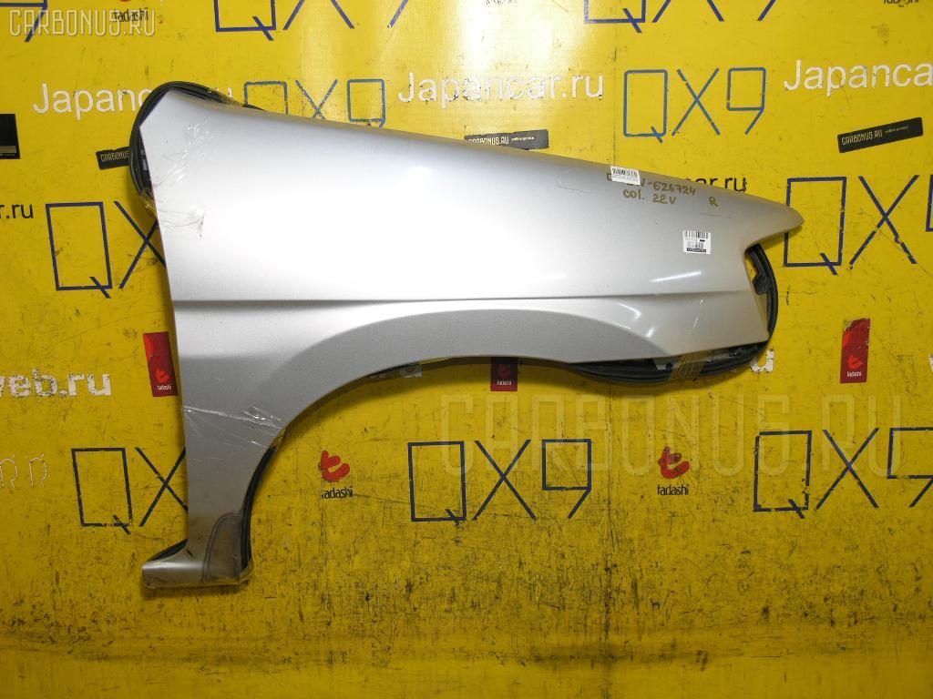 Крыло переднее Mazda Demio DW3W Фото 1