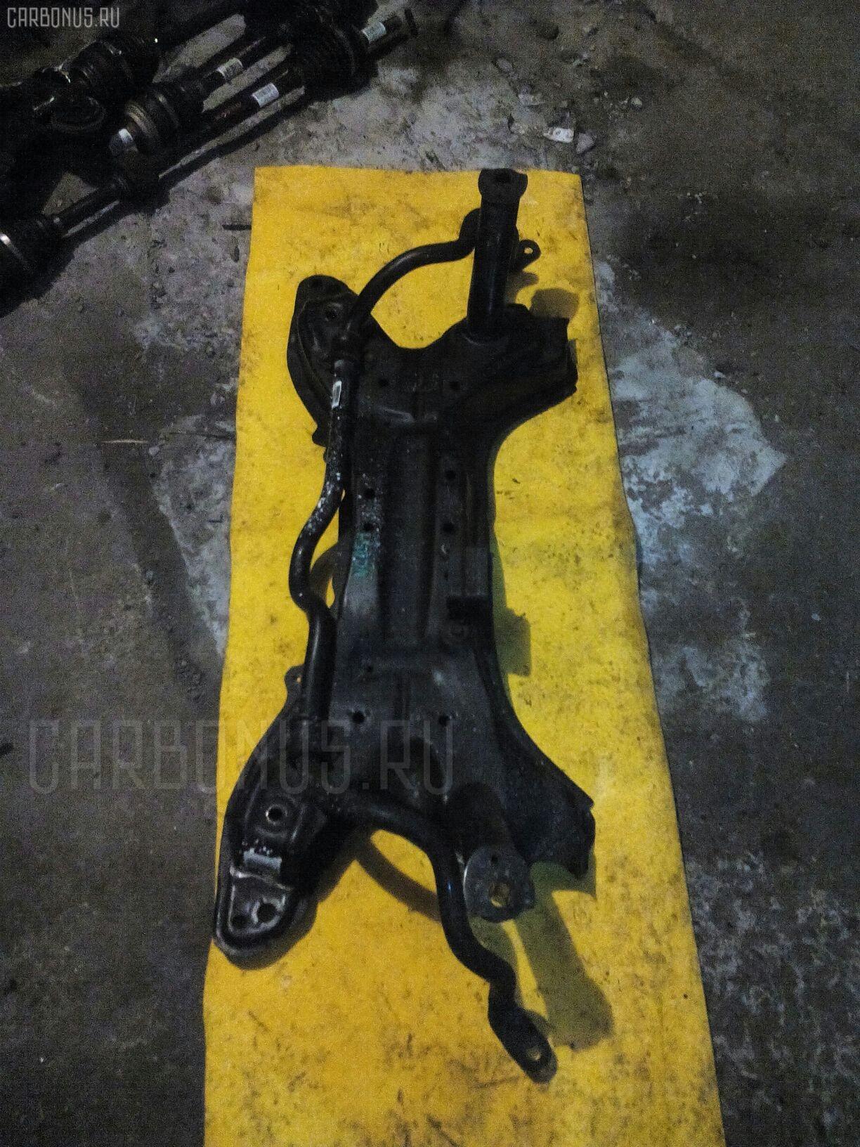 Балка под ДВС Toyota Probox NCP51V 1NZ-FE Фото 1