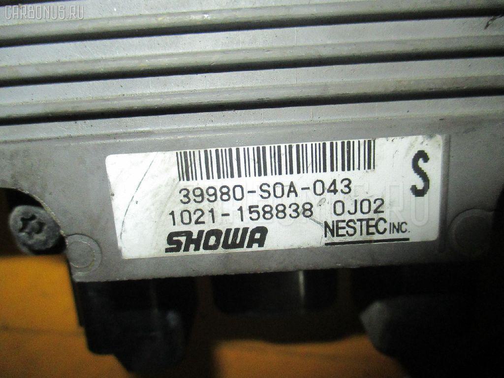Блок управления электроусилителем руля HONDA ACCORD WAGON CF6 F23A Фото 2