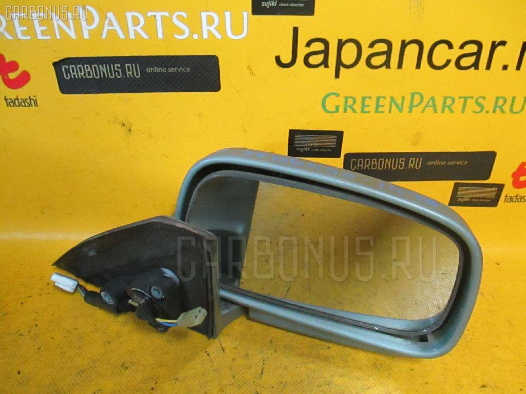 Зеркало двери боковой TOYOTA COROLLA II EL41. Фото 5