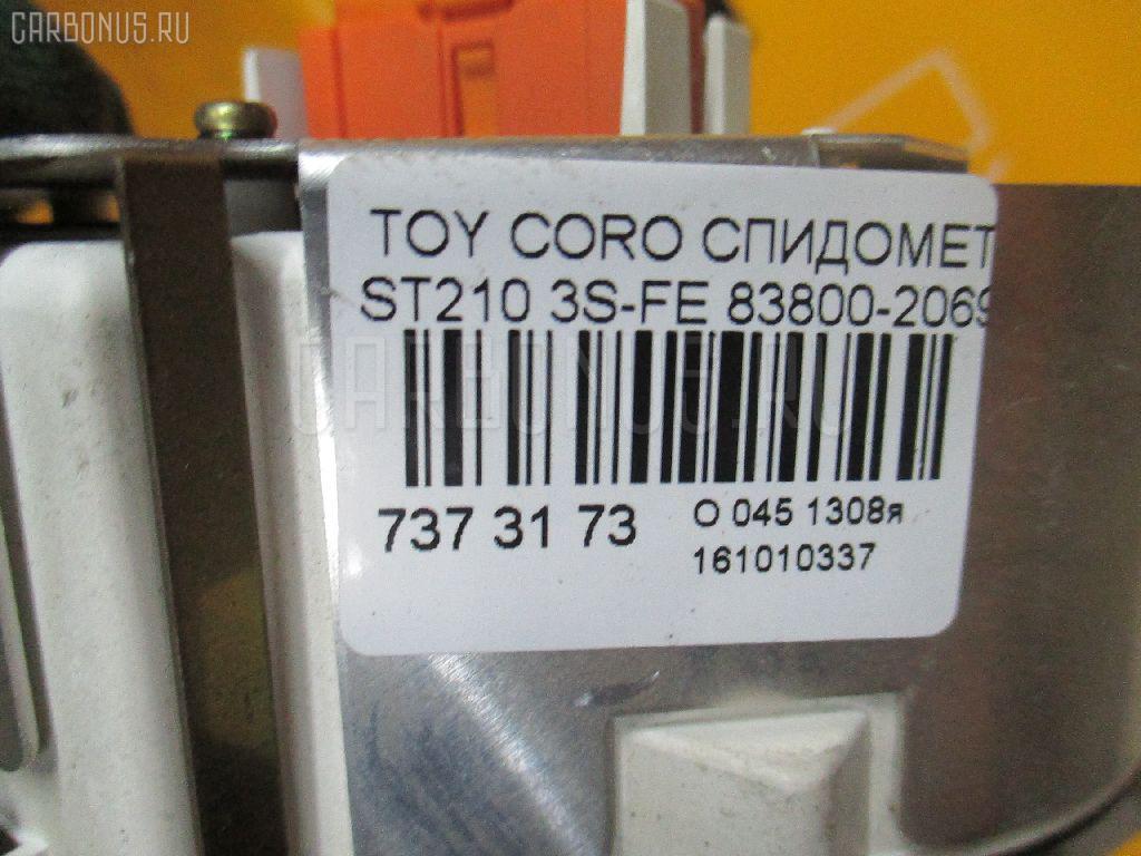 Спидометр TOYOTA CORONA PREMIO ST210 3S-FE Фото 3