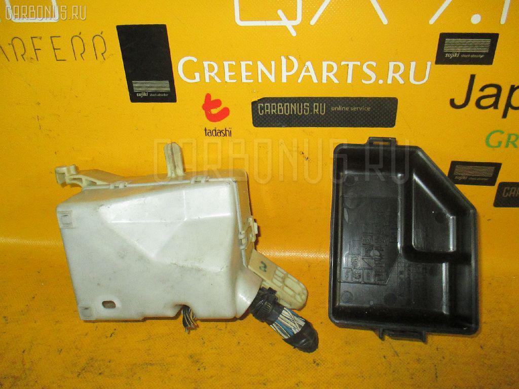 Блок предохранителей TOYOTA VITZ SCP10 1SZ-FE Фото 2