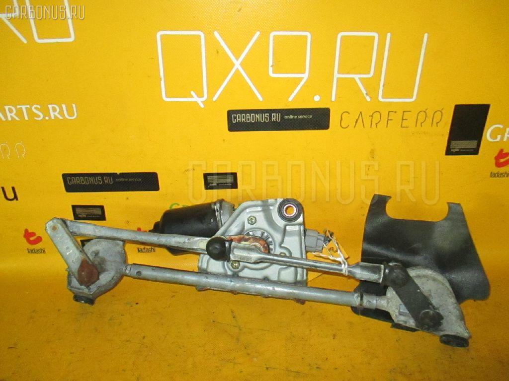 Мотор привода дворников TOYOTA VITZ NCP10. Фото 5