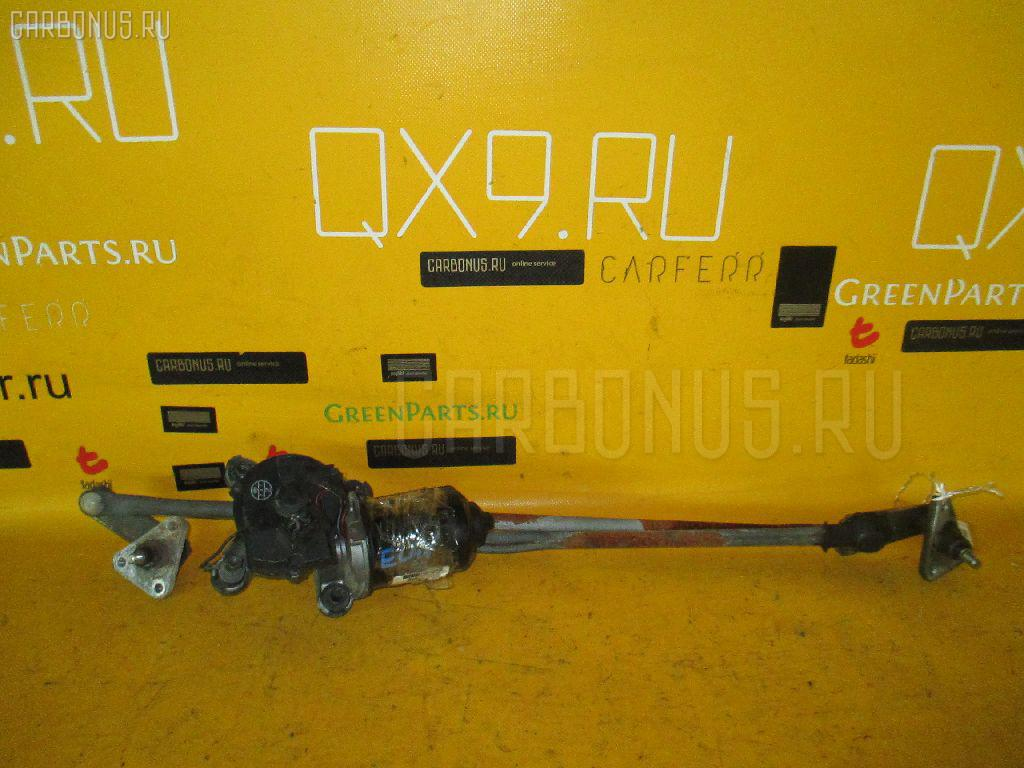 Мотор привода дворников TOYOTA COROLLA II EL41 Фото 1