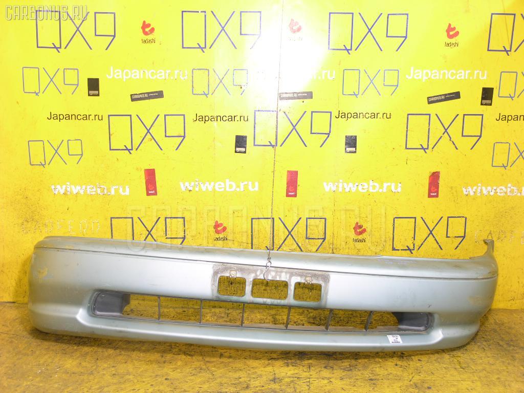 Бампер TOYOTA COROLLA II EL41 Фото 1