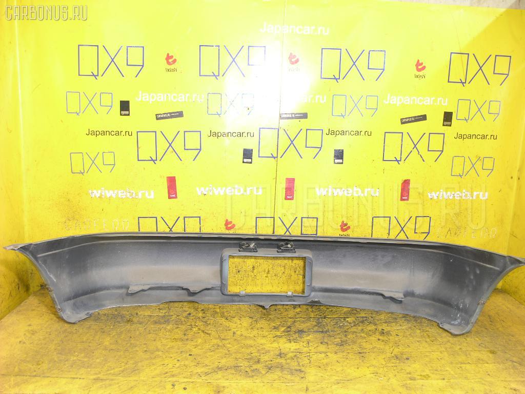 Бампер на Toyota Corolla Ii EL41 Фото 1