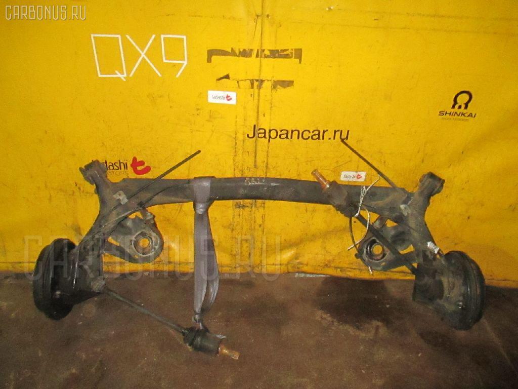 Балка подвески HONDA MOBILIO GB2 L15A Фото 3