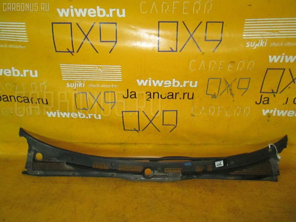 Решетка под лобовое стекло HONDA CONCERTO MA2 Фото 1