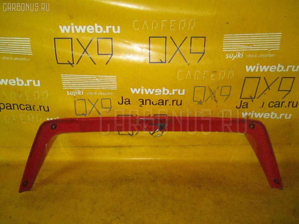 Спойлер SUZUKI CHEVROLET MW ME34S Фото 1