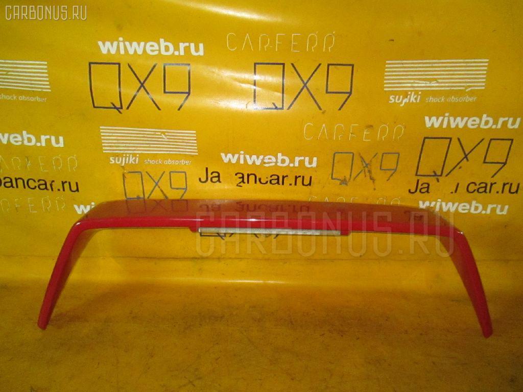 Спойлер SUZUKI CHEVROLET MW ME34S Фото 2