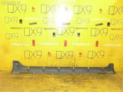 Порог кузова пластиковый ( обвес ) TOYOTA VITZ NCP10 Фото 2