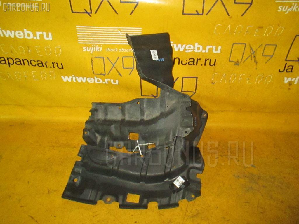 Защита двигателя TOYOTA VITZ NCP10 2NZ-FE. Фото 8