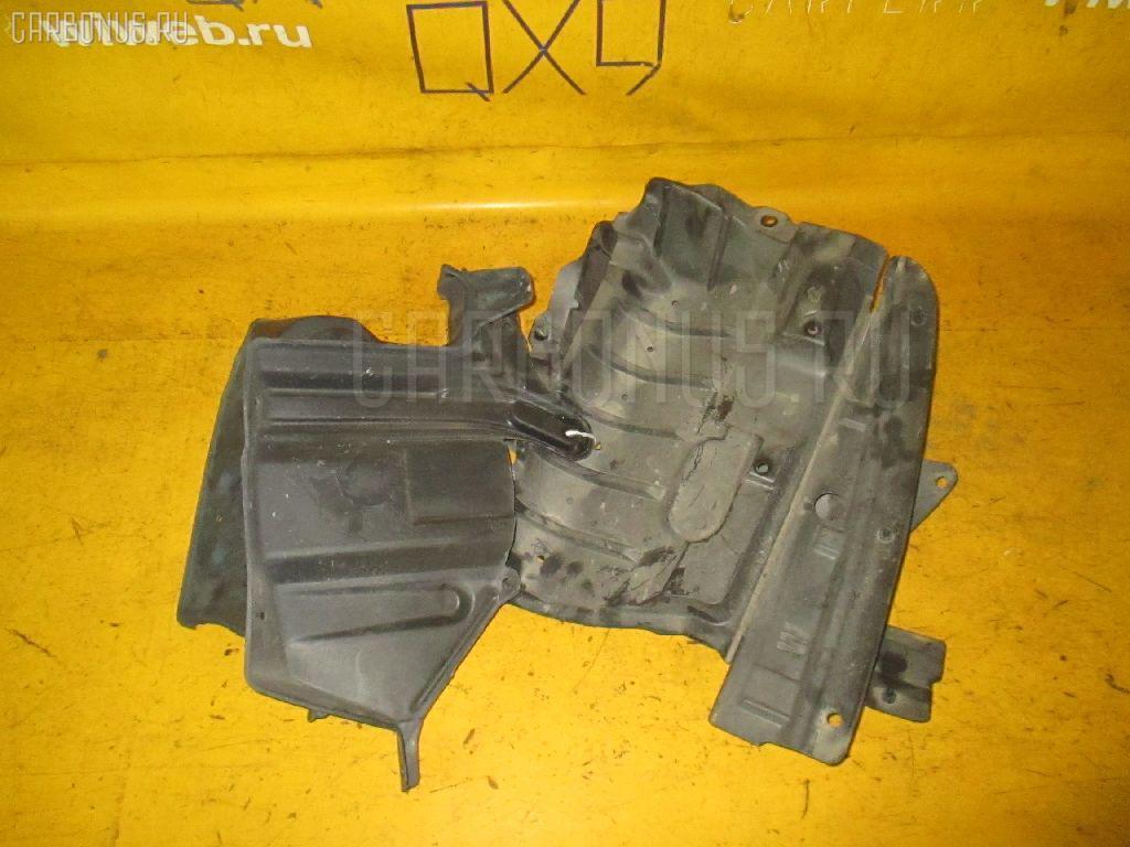 Защита двигателя NISSAN CEFIRO A33 VQ20DE. Фото 7