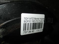 Балка подвески TOYOTA VITZ SCP10 1SZ-FE Фото 4
