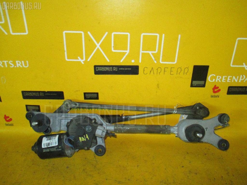 Мотор привода дворников HONDA STREAM RN1 Фото 2