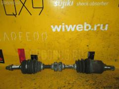 Привод NISSAN CUBE AZ10 CGA3DE Фото 1