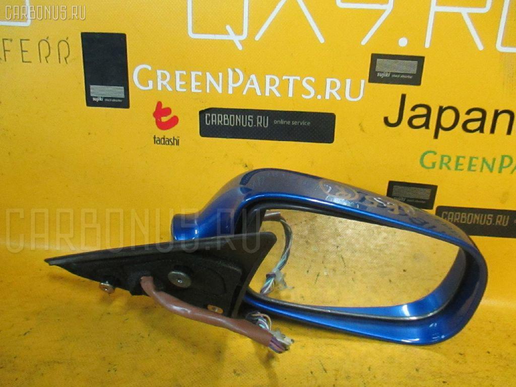 Зеркало двери боковой Subaru Legacy b4 BE5 Фото 1