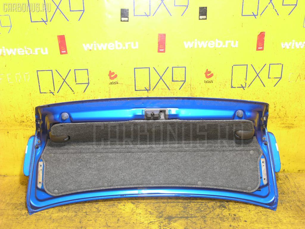 Крышка багажника SUBARU LEGACY B4 BE5 Фото 2