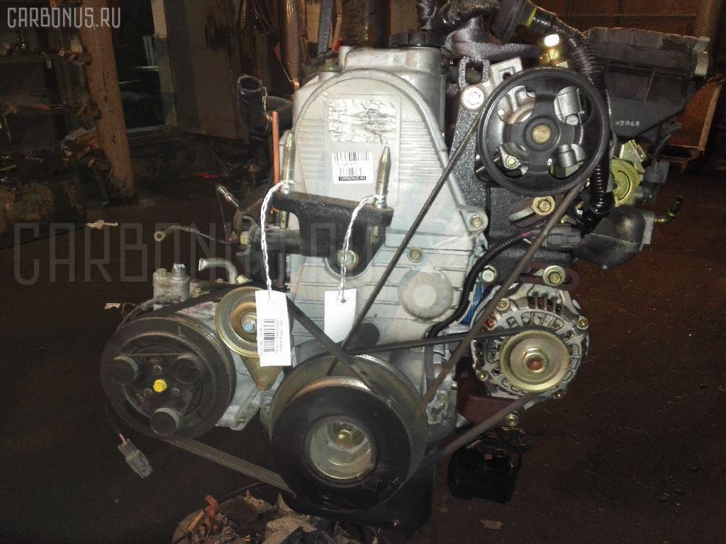 Двигатель HONDA LOGO GA3 D13B Фото 4