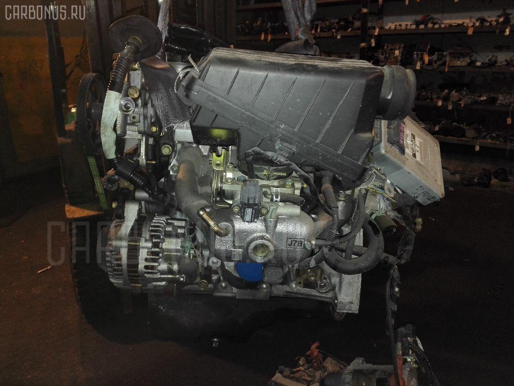Двигатель HONDA LOGO GA3 D13B Фото 5