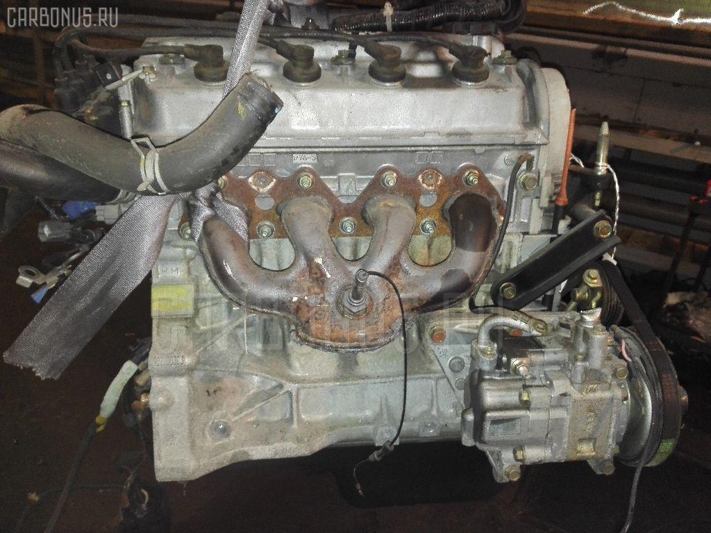 Двигатель HONDA LOGO GA3 D13B Фото 7