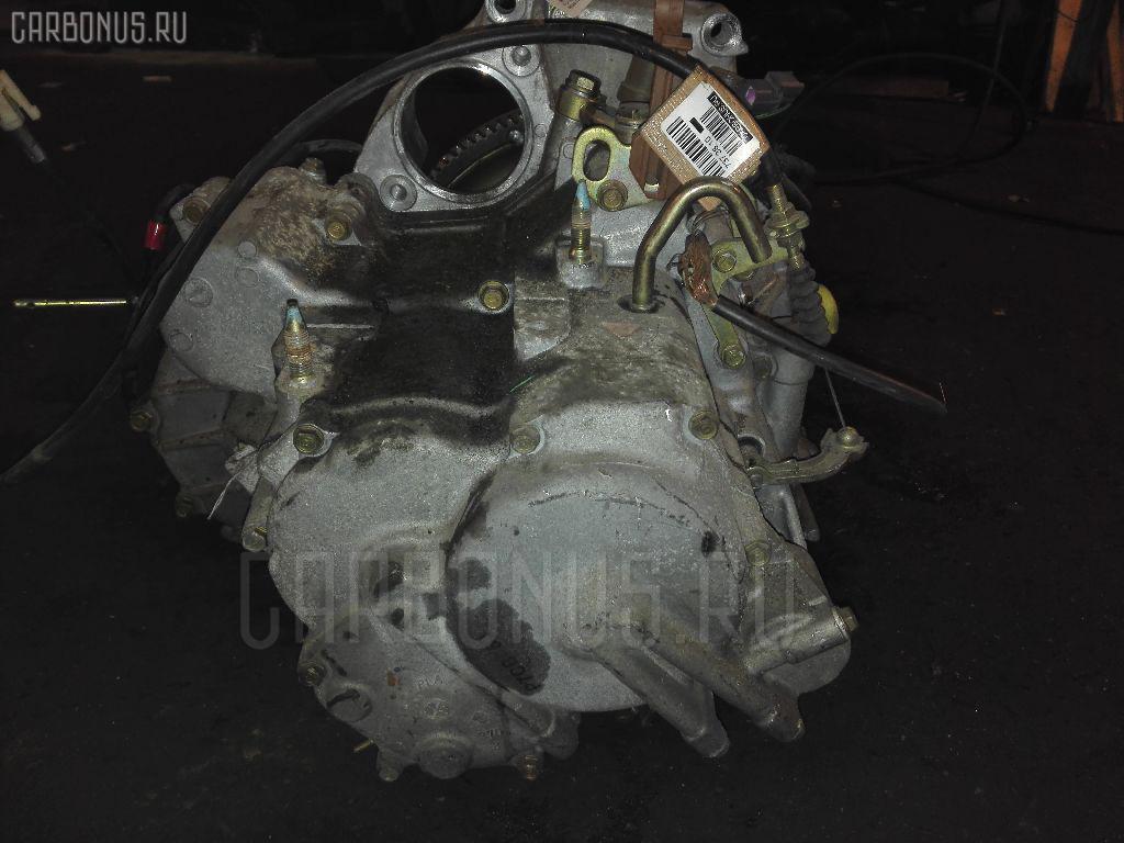 КПП автоматическая HONDA LOGO GA3 D13B Фото 3