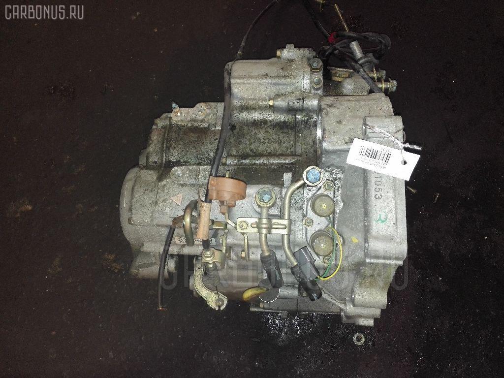 КПП автоматическая HONDA LOGO GA3 D13B Фото 6
