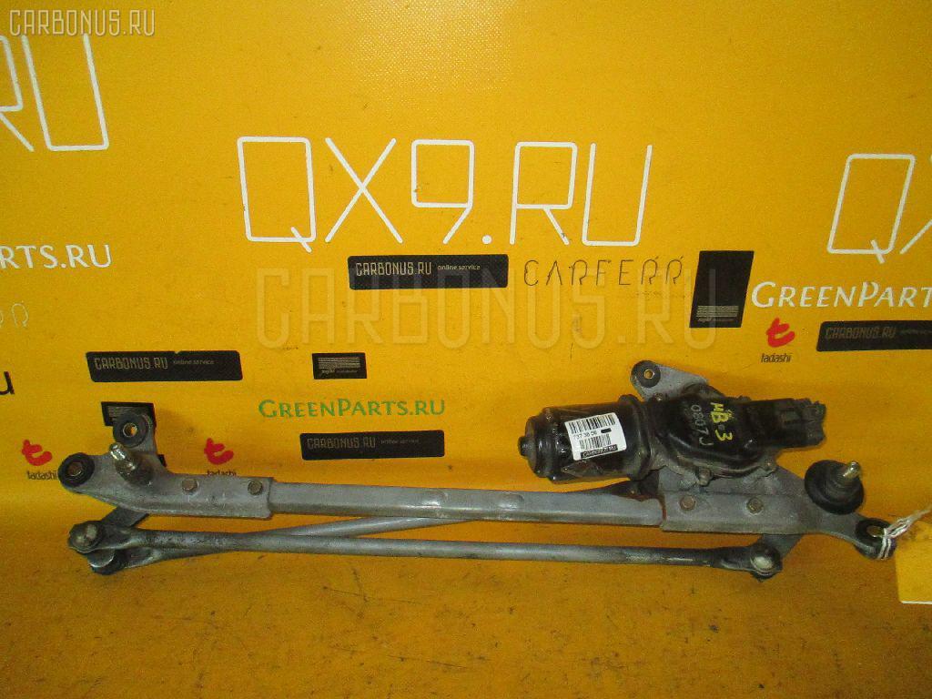 Мотор привода дворников HONDA DOMANI MB3 Фото 2
