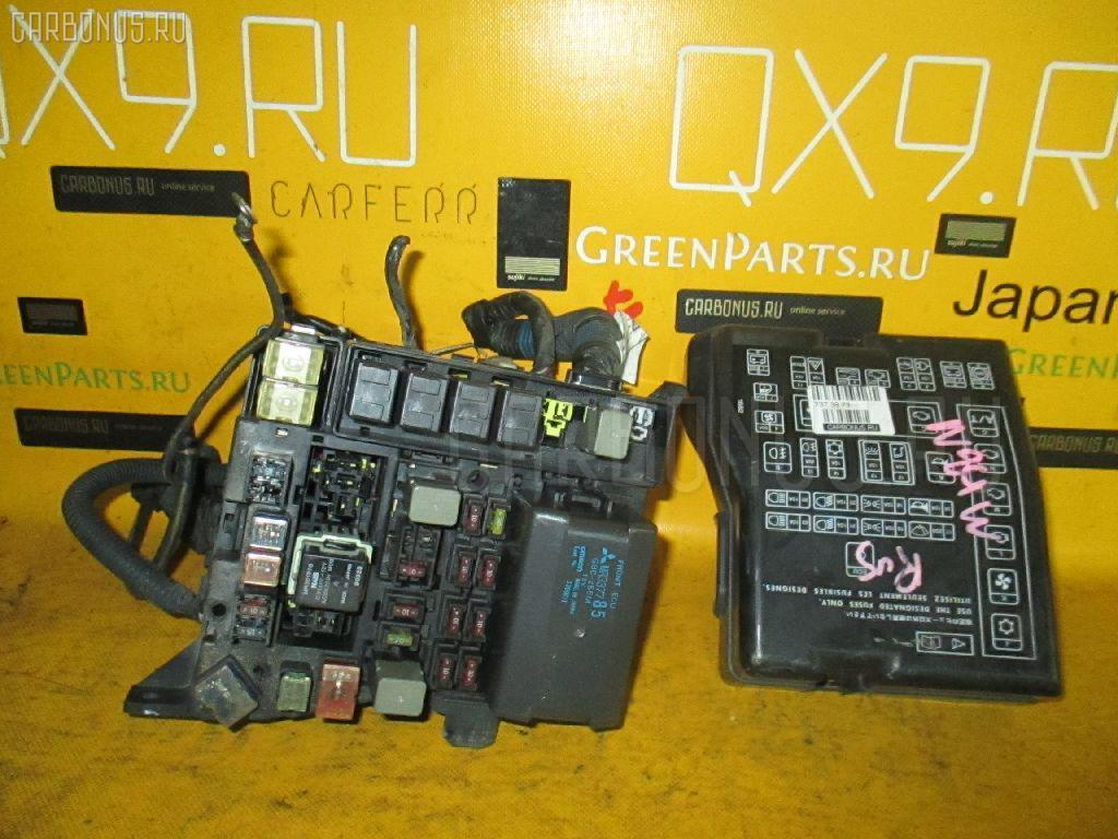 Блок предохранителей MITSUBISHI CHARIOT GRANDIS N84W 4G64. Фото 2