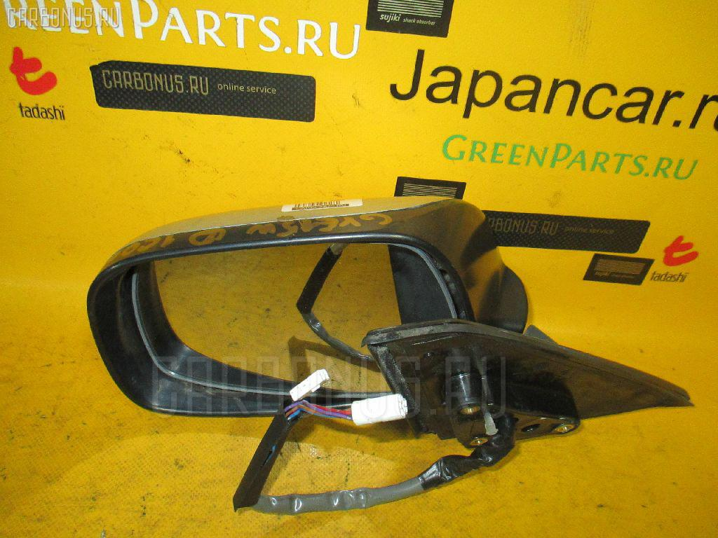 Зеркало двери боковой Toyota Altezza gita GXE15W Фото 1