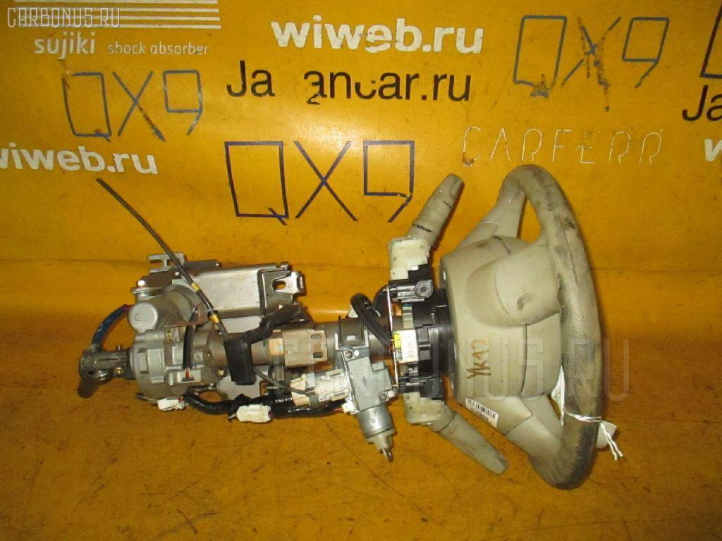 Рулевая колонка NISSAN MARCH YK12 Фото 1