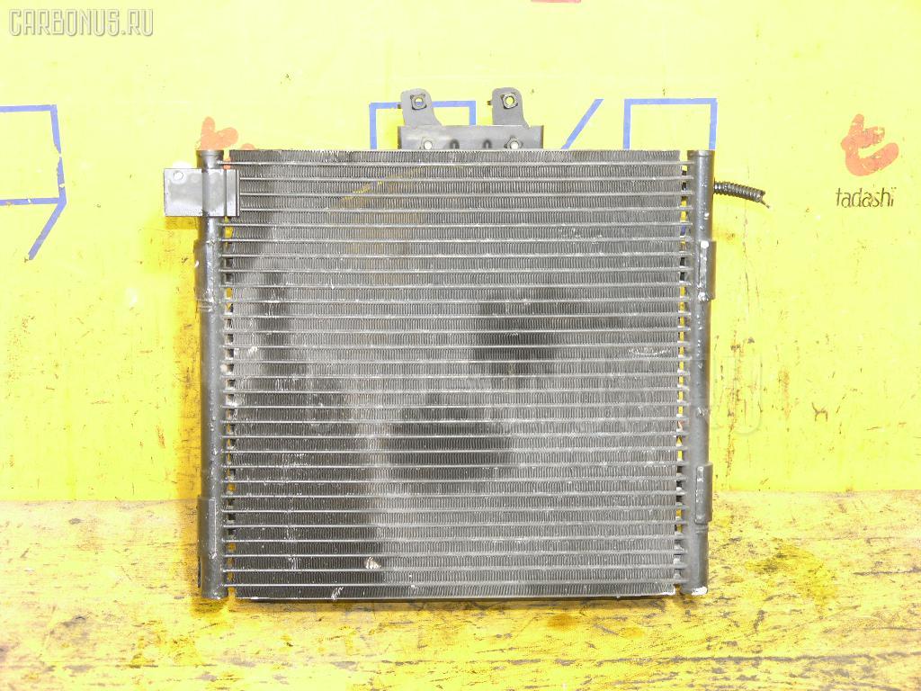 Радиатор кондиционера HONDA LOGO GA3 D13B Фото 1