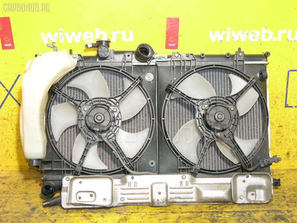 Радиатор ДВС SUBARU LEGACY B4 BE5 EJ206-TT. Фото 4